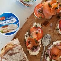 Η υπεροχή του smoked salmon στο πρώτο γεύμα της ημέρας