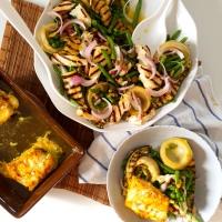 Μια χορτοφαγική συνταγή όνειρο με απλά και διαλεκτά υλικά